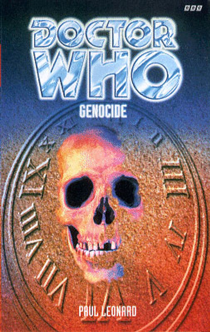 Doctor Who BBC Books Series - GENOCIDE - 8th Doctor
