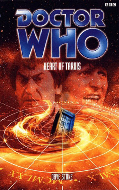 Doctor Who BBC Books - HEART OF TARDIS - 2nd and 4th Doctor