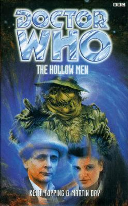 Doctor Who BBC Books - HOLLOW MEN - 7th Doctor