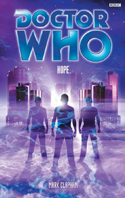 Doctor Who BBC Books - HOPE - 8th Doctor