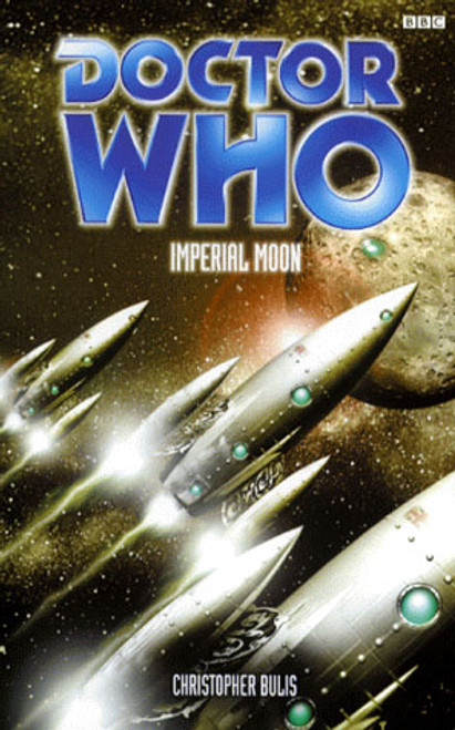 Doctor Who BBC Books - IMPERIAL MOON - 5th Doctor