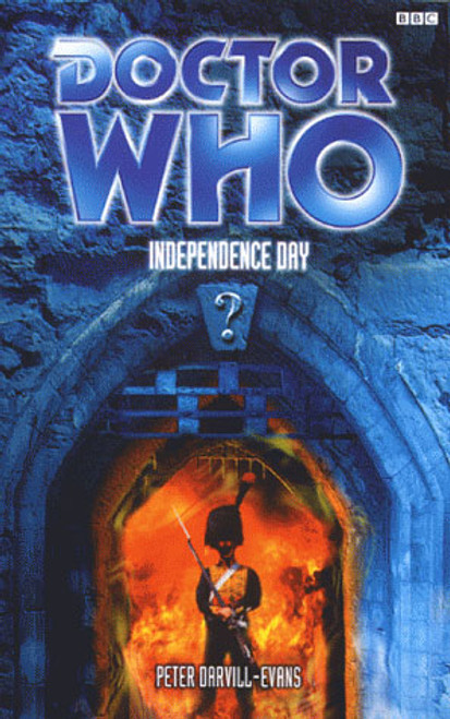 Doctor Who BBC Books - INDEPENDENCE DAY - 7th Doctor