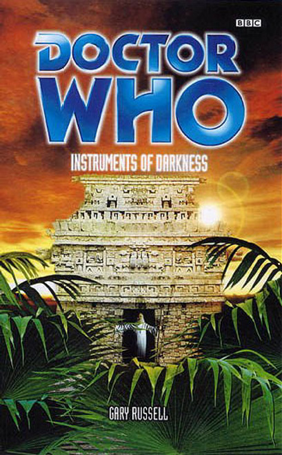 Doctor Who BBC Books - INSTRUMENTS OF DARKNESS - 6th Doctor