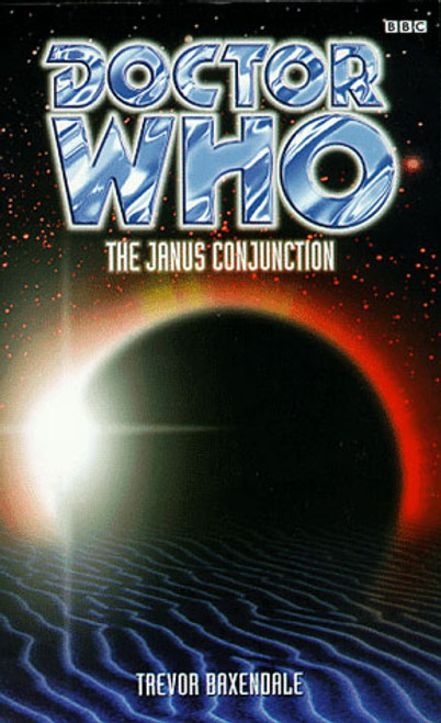 Doctor Who BBC Books Series - JANUS CONJUNCTION - 8th Doctor