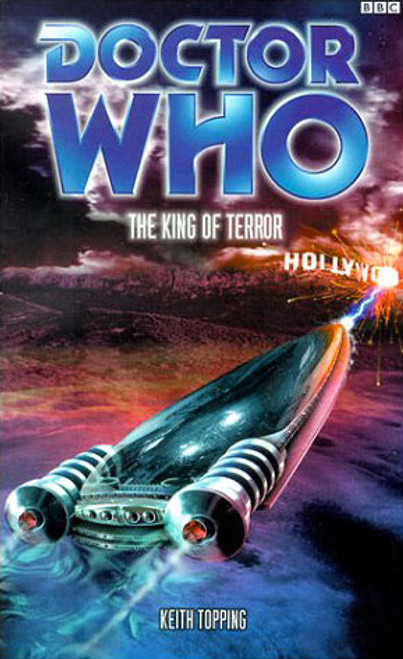 Doctor Who BBC Books Series - THE KING OF TERROR - 5th Doctor