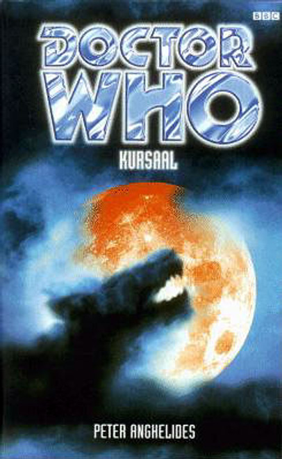 Doctor Who BBC Books Series - KURSAAL - 8th Doctor