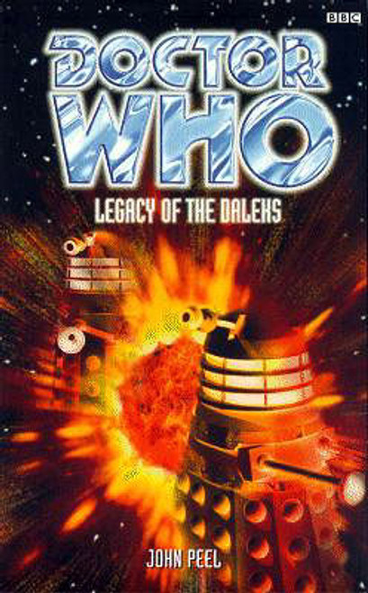Doctor Who BBC Books: LEGACY OF THE DALEKS - 8th Doctor