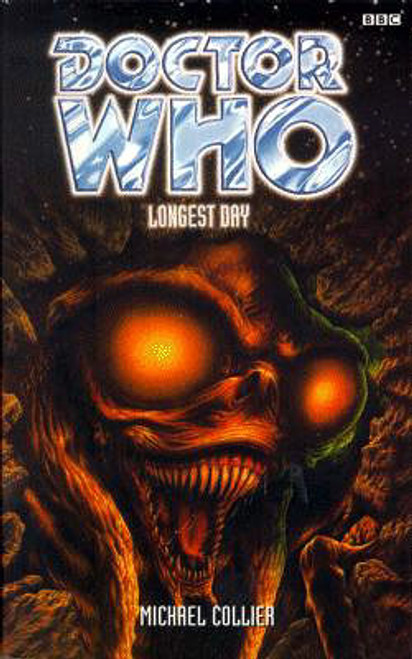 Doctor Who BBC Books: LONGEST DAY - 8th Doctor