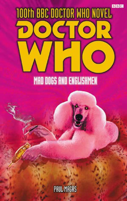 Doctor Who BBC Books: MAD DOGS and ENGLISHMEN -  8th Doctor