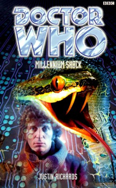 Doctor Who BBC Books Series: MILLENNIUM SHOCK - 4th Doctor
