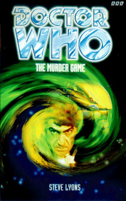Doctor Who BBC Books Series - MURDER GAME - 2nd Doctor