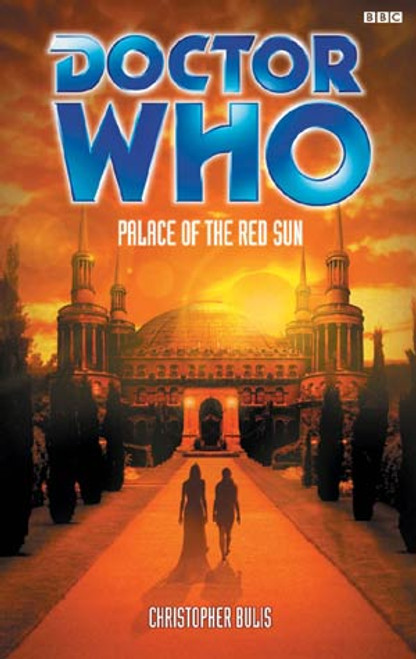 Doctor Who BBC Books - PALACE IN THE SUN - 6th Doctor