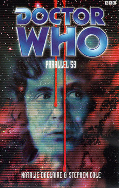 Doctor Who BBC Books - PARALLEL 59 - 8th Doctor