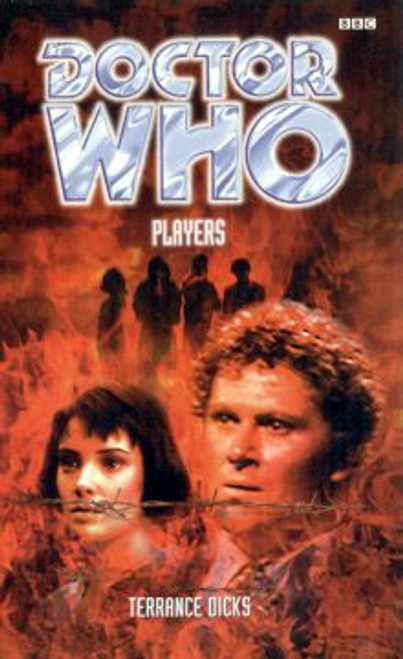 Doctor Who BBC Books - PLAYERS - 6th Doctor