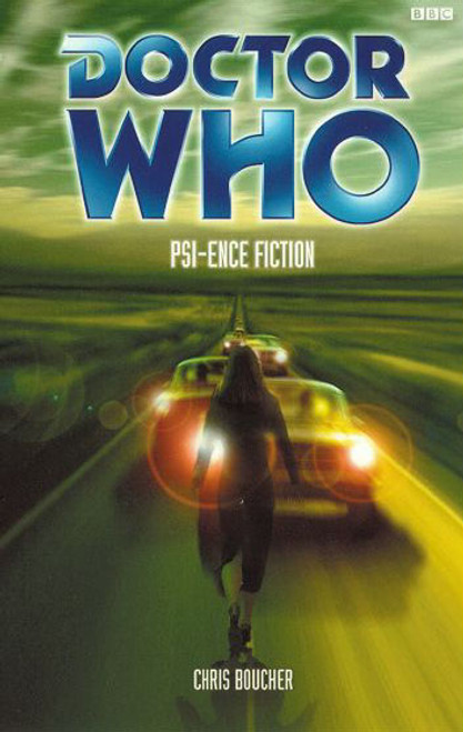 Doctor Who BBC Books: PSI-ENCE FICTION - 4th Doctor