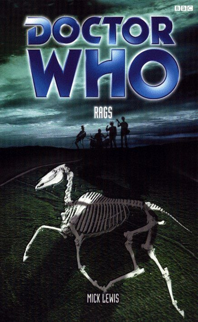 Doctor Who BBC Books - RAGS - 3rd Doctor