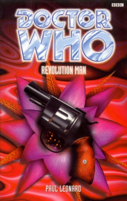 Doctor Who BBC Books Series  - REVOLUTION MAN - 8th Doctor