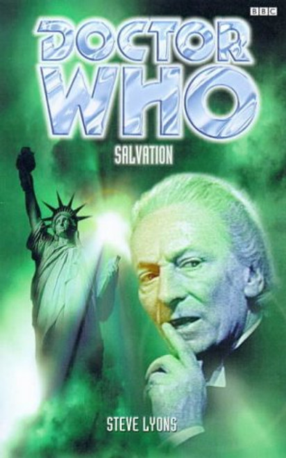 Doctor Who BBC Books Series - SALVATION - 1st Doctor