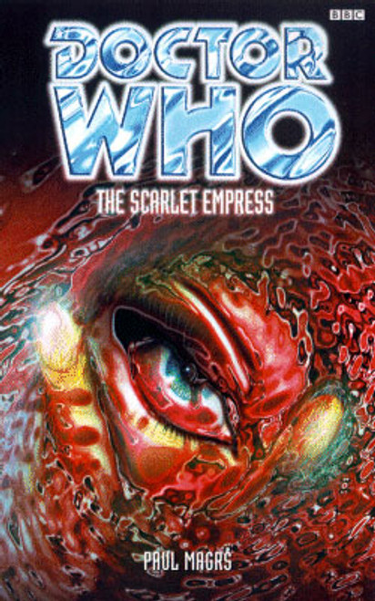Doctor Who BBC Books Series - SCARLET EMPRESS - 8th Doctor
