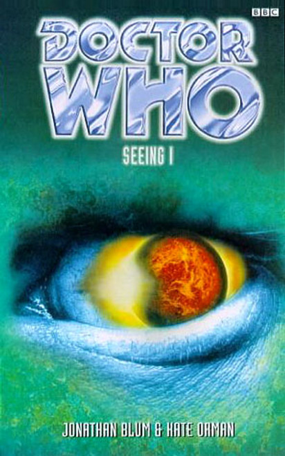 Doctor Who BBC Books - SEEING I - 8th Doctor