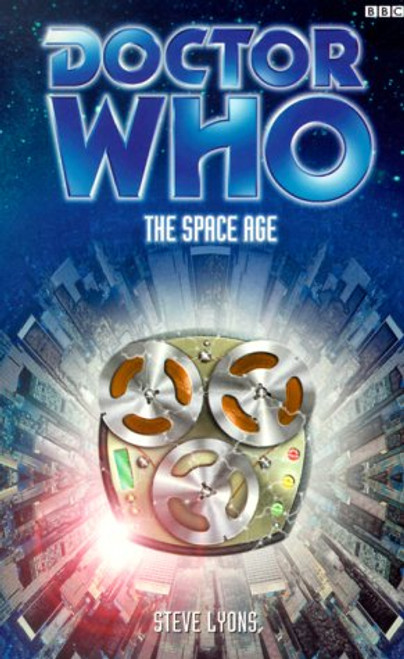 Doctor Who BBC Books Series - The SPACE AGE - 8th Doctor