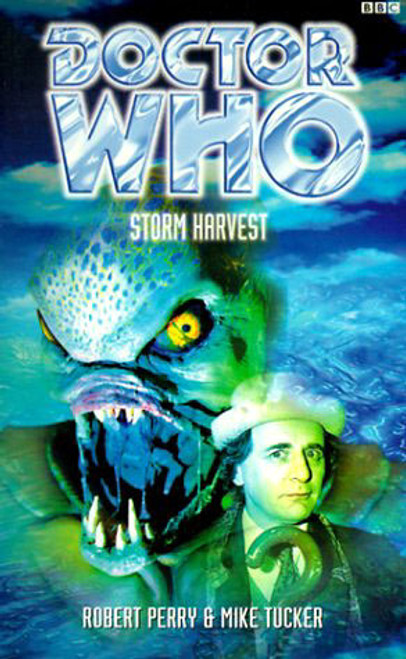Doctor Who BBC Books Series - STORM HARVEST - 7th Doctor