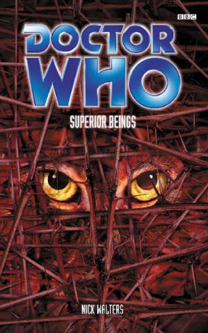 Doctor Who BBC Books - SUPERIOR BEINGS - 5th Doctor