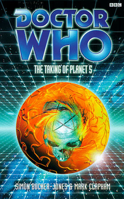 Doctor Who BBC Books - TAKING OF PLANET 5 - 8th Doctor