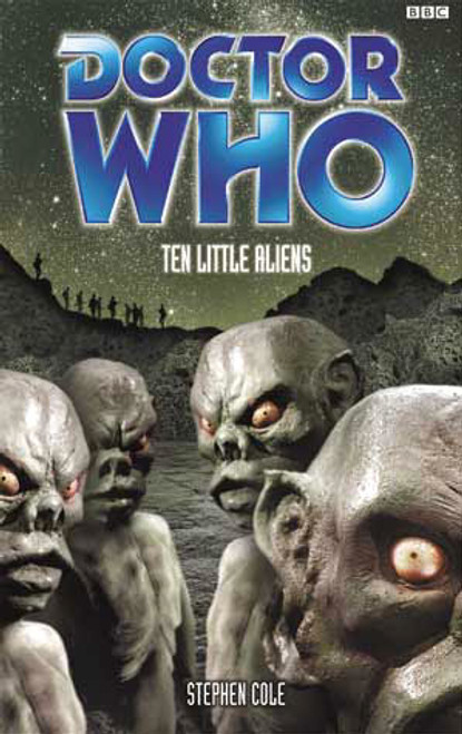 Doctor Who BBC Books - TEN LITTLE INDIANS - 1st Doctor
