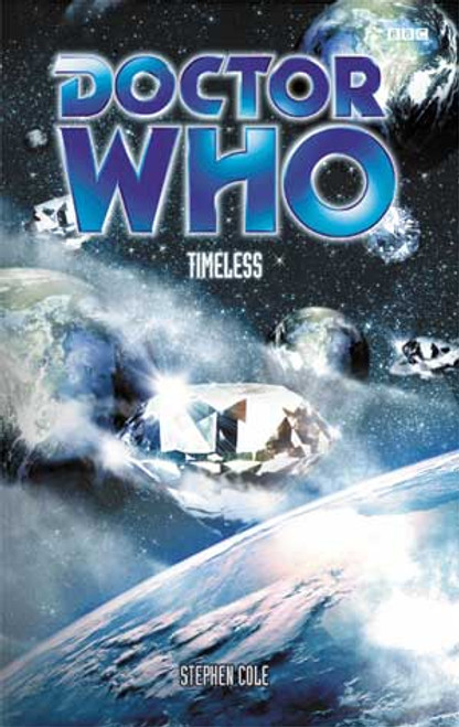 Doctor Who BBC Books - TIMELESS - 8th Doctor