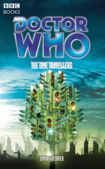 Doctor Who BBC Books Series - THE TIME TRAVELERS - 1st Doctor