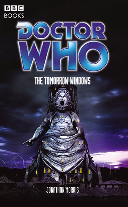 Doctor Who BBC Books Series - TOMORROW WINDOWS - 8th Doctor