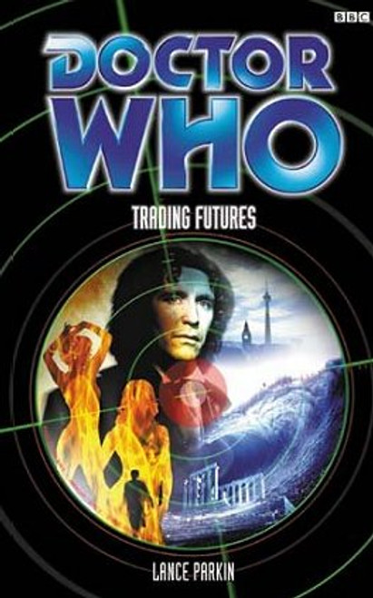 Doctor Who BBC Books Series - TRADING FUTURES - 8th Doctor