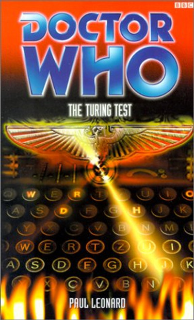 Doctor Who BBC Books - TURING TEST - 8th Doctor