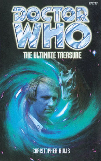 Doctor Who BBC Books - THE ULTIMATE TREASURE - 5th Doctor