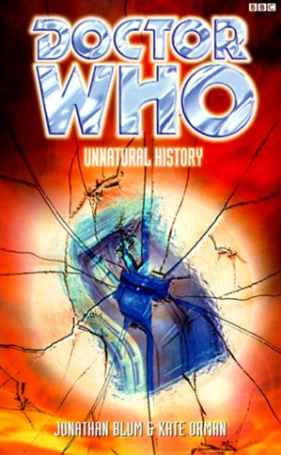 Doctor Who BBC Books - UNNATURAL HISTORY - 8th Doctor