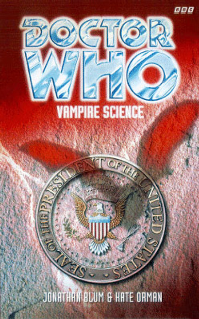 Doctor Who BBC Books - VAMPIRE SCIENCE - 8th Doctor