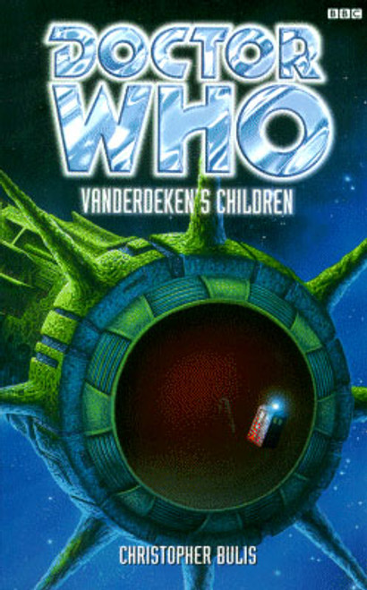 Doctor Who BBC Books - VANDERDEKEN'S CHILDREN - 8th Doctor
