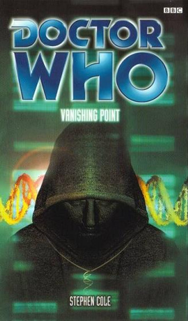 Doctor Who BBC Books Series - VANISHING POINT - 8th Doctor - BBC Books