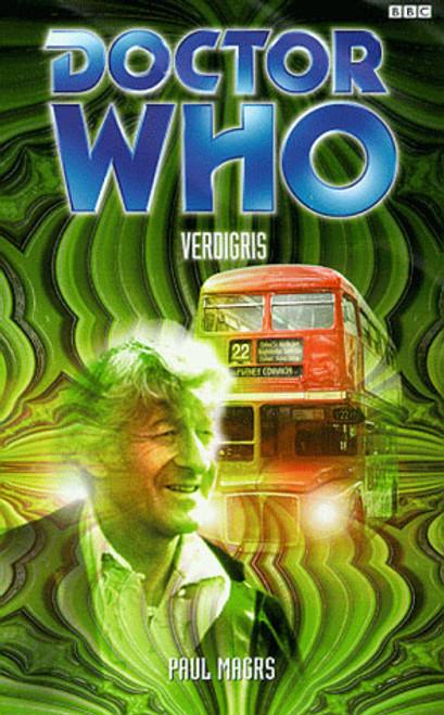 Doctor Who BBC Books - VERDIGRIS - 3rd Doctor
