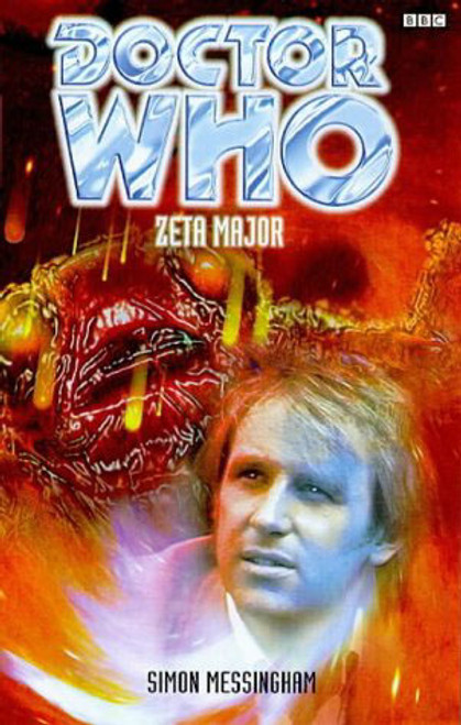 Doctor Who BBC Books - ZETA MAJOR - 5th Doctor