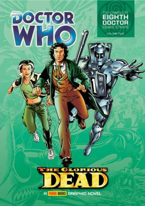 Doctor Who THE GLORIOUS DEAD - Graphic Novel - Panini Books