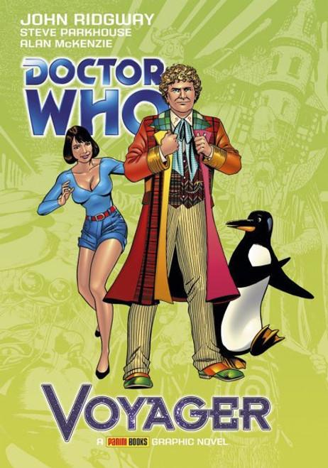 Voyager - Graphic Novel - Panini Books