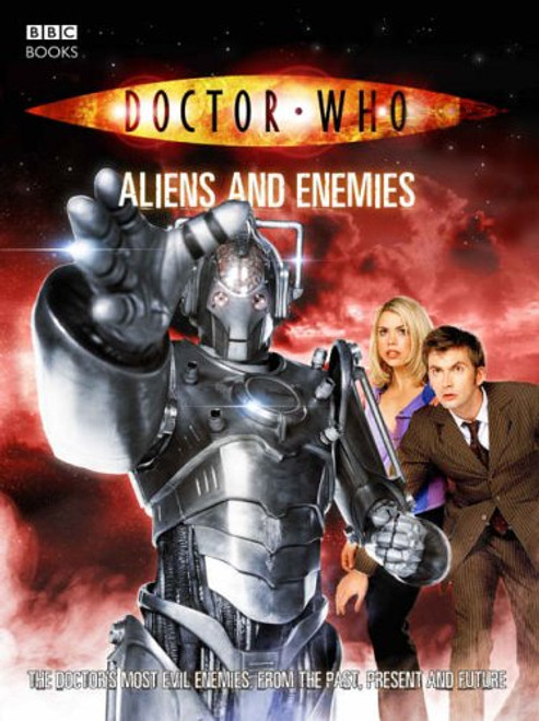 Doctor Who: Aliens and Enemies by Justin Richards - BBC Books