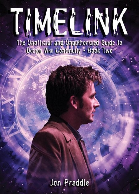 Timelink: Vol 2 - Doctor Who Continuity Guide - Telos Publishing
