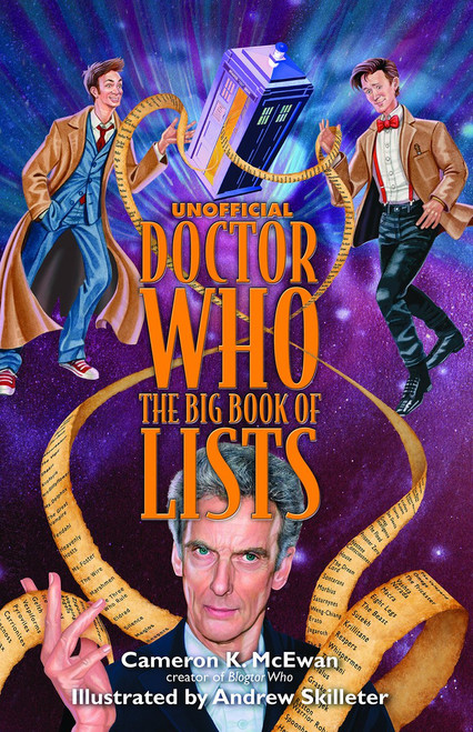 Unofficial Doctor Who: The Big Book of Lists - Race Point Publishing