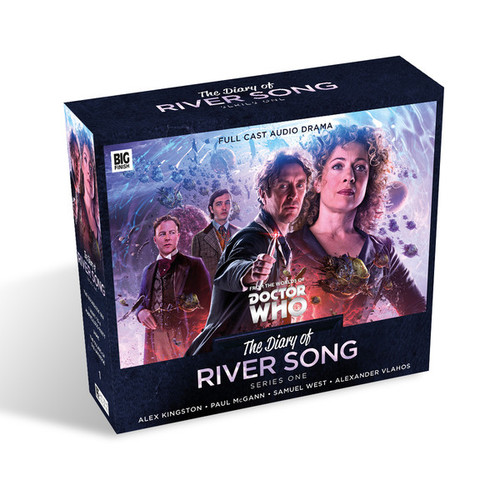 The Diary of River Song: Series 1 - Big Finish Audio CD Boxed Set