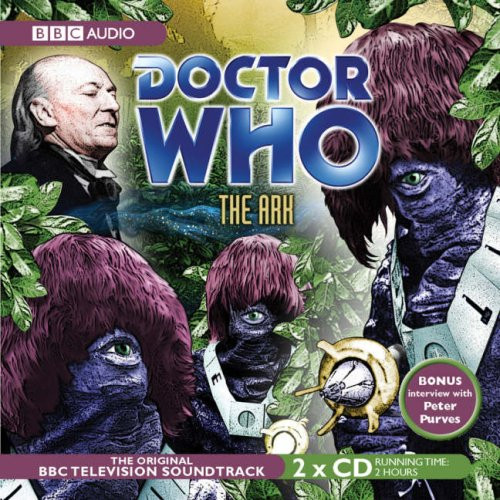Doctor Who: The ARK - Original BBC Television Soundtrack - Audio CD