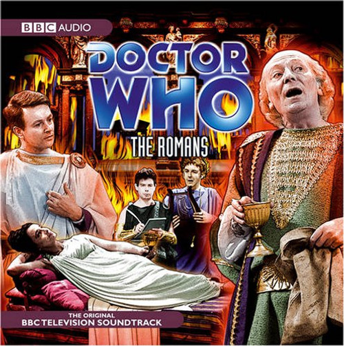 Doctor Who: The ROMANS - Original BBC Television Soundtrack -  Audio CD