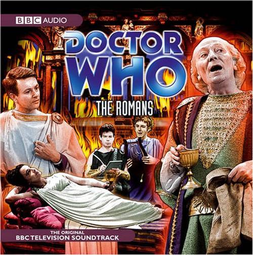 Doctor Who: The ROMANS - Original BBC Television Soundtrack -  Audio CD